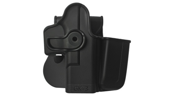 IMI-Z1023---Polymer-Retention-Holster-with-Integrated-Magazine-Pouch-for-Glock-9mm-Gen-4-large