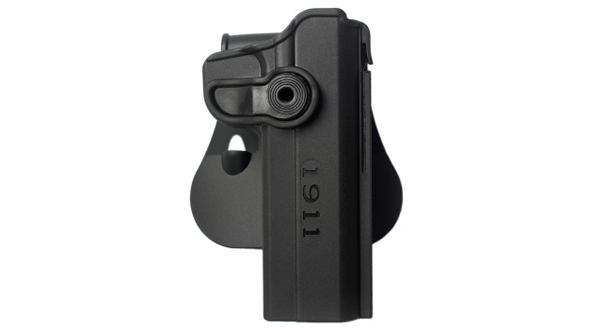 IMI-Z1030---Polymer-retention-Roto-Holster-for-1911-Variants-with-and-without-rails,-5in-large