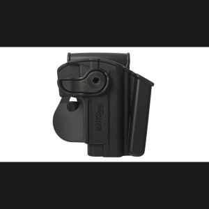 IMI Z1280   Polymer Holster with Integrated Mag Pouch for Sig Sauer Mosquito